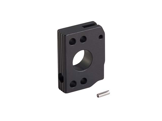 AIP Aluminum Trigger (Type C) for Marui Hi-capa (Black/Long)