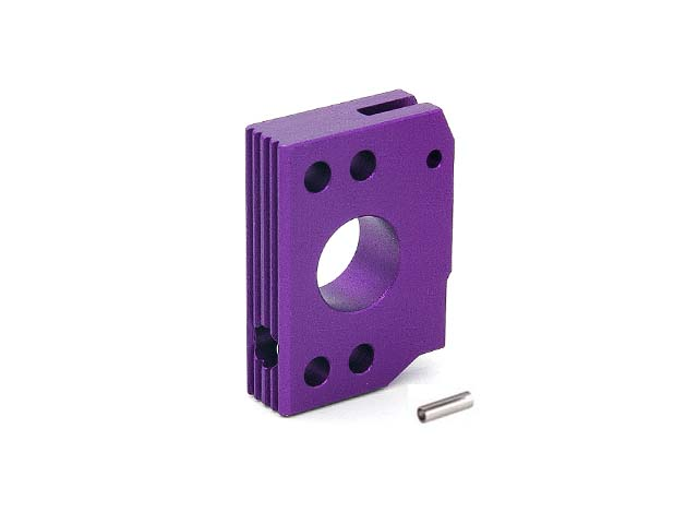 AIP Aluminum Trigger (Type C) for Marui Hi-capa (Purple/Long)